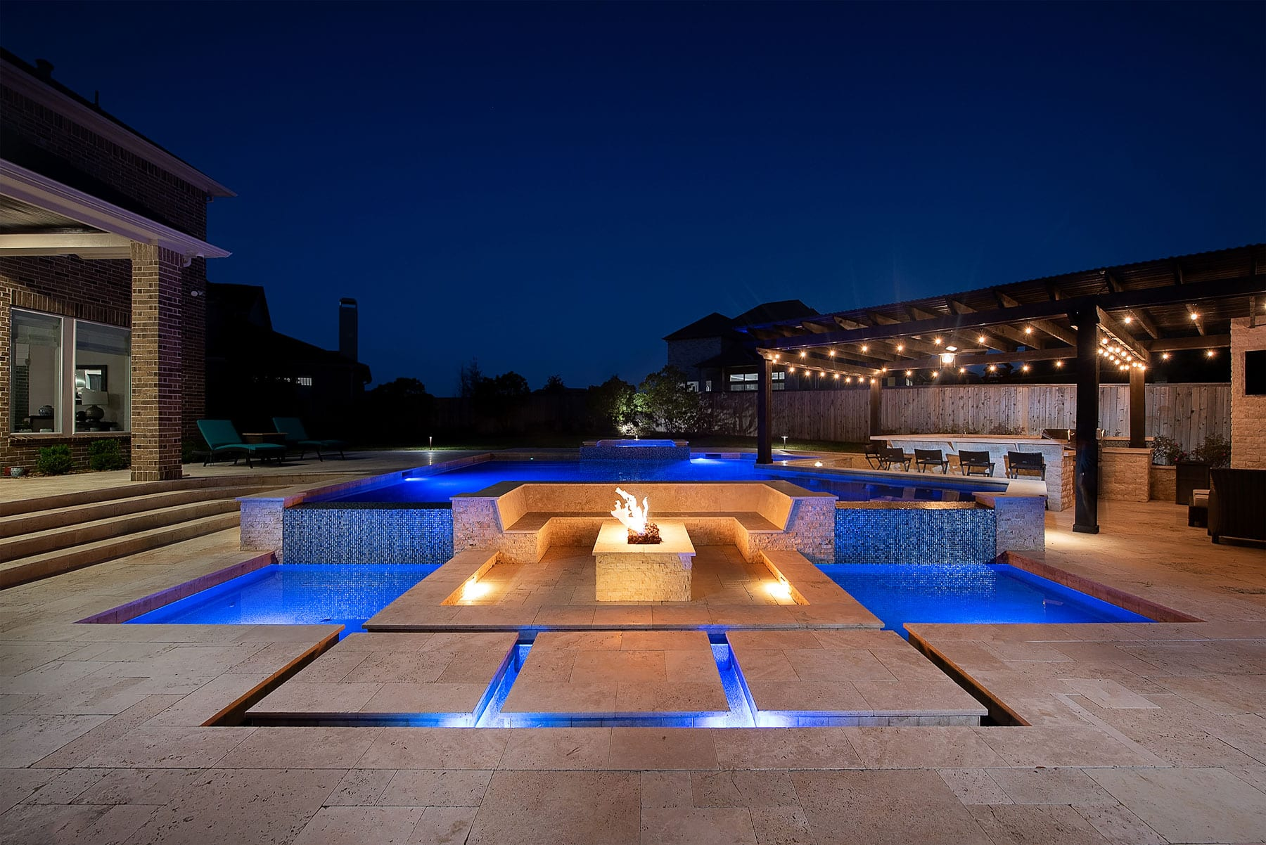 Gallery | Regal Pools | The Woodlands TX